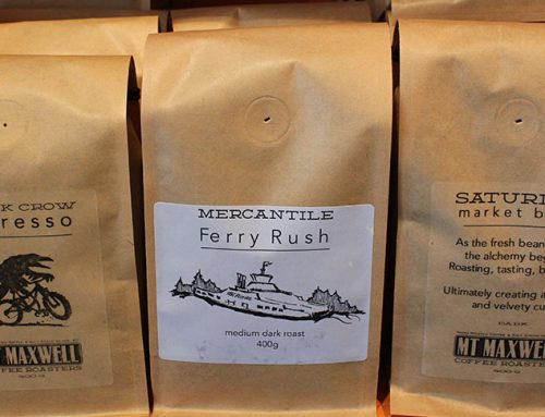 Mount Maxwell Coffee – Special Mercantile Blends