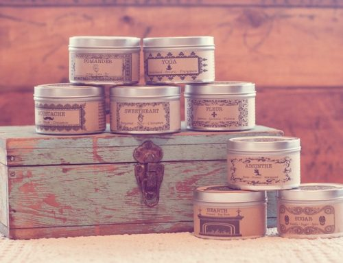 Salt Spring Island Candle Co.